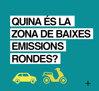 Zona baixes emissions rondes