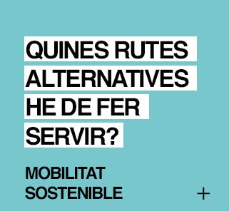 Banner mobilitat sostenible
